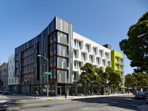 Richardson Housing Architect: David Baker & Partners Location: San Francisco, California